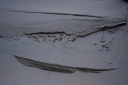 Zand - Deze foto is gemaakt in de duinen bij het strand op Terschelling - foto door carlye op 24-07-2015 - deze foto bevat: strand, duinen