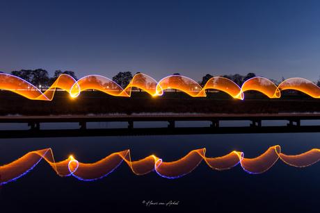 Lightpainting Art
