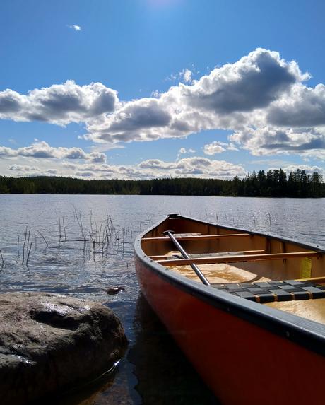 Uitzicht Zweden
