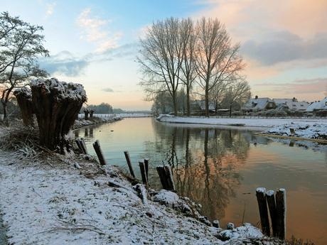 Winter in Odijk