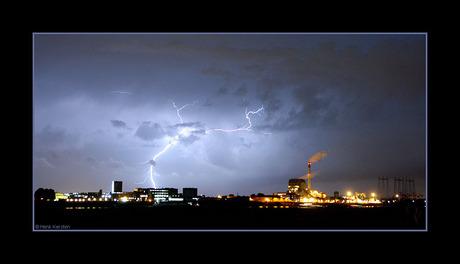 Onweer II Nijmegen