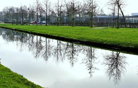 Reflectie....