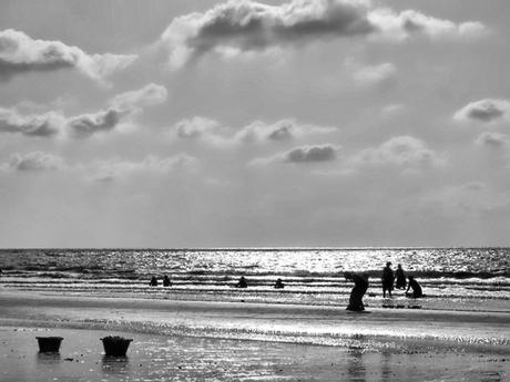 activiteiten op het strand