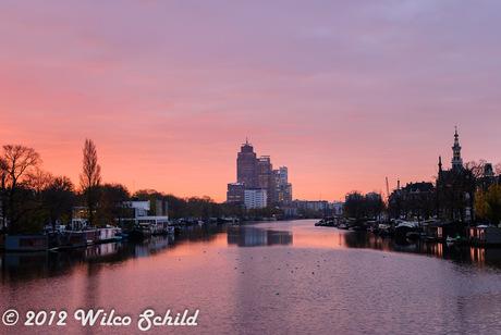 Amstel Sunrise
