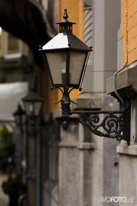 26-09-'12 - Lampjes in de Pieter Cornelisz Hooftstraat