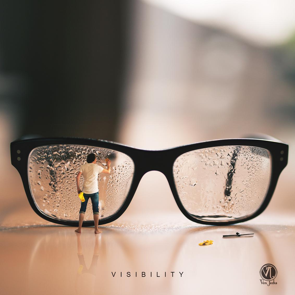 VISIBILITY - - - foto door jeroenvaneck op 28-12-2015 - deze foto bevat: licht, bewerkt, fantasie, kunst, vintage, bewerking, sfeer, contrast, photoshop, creatief, manipulatie, bewerkingsopdracht, bewerkingsuitdaging