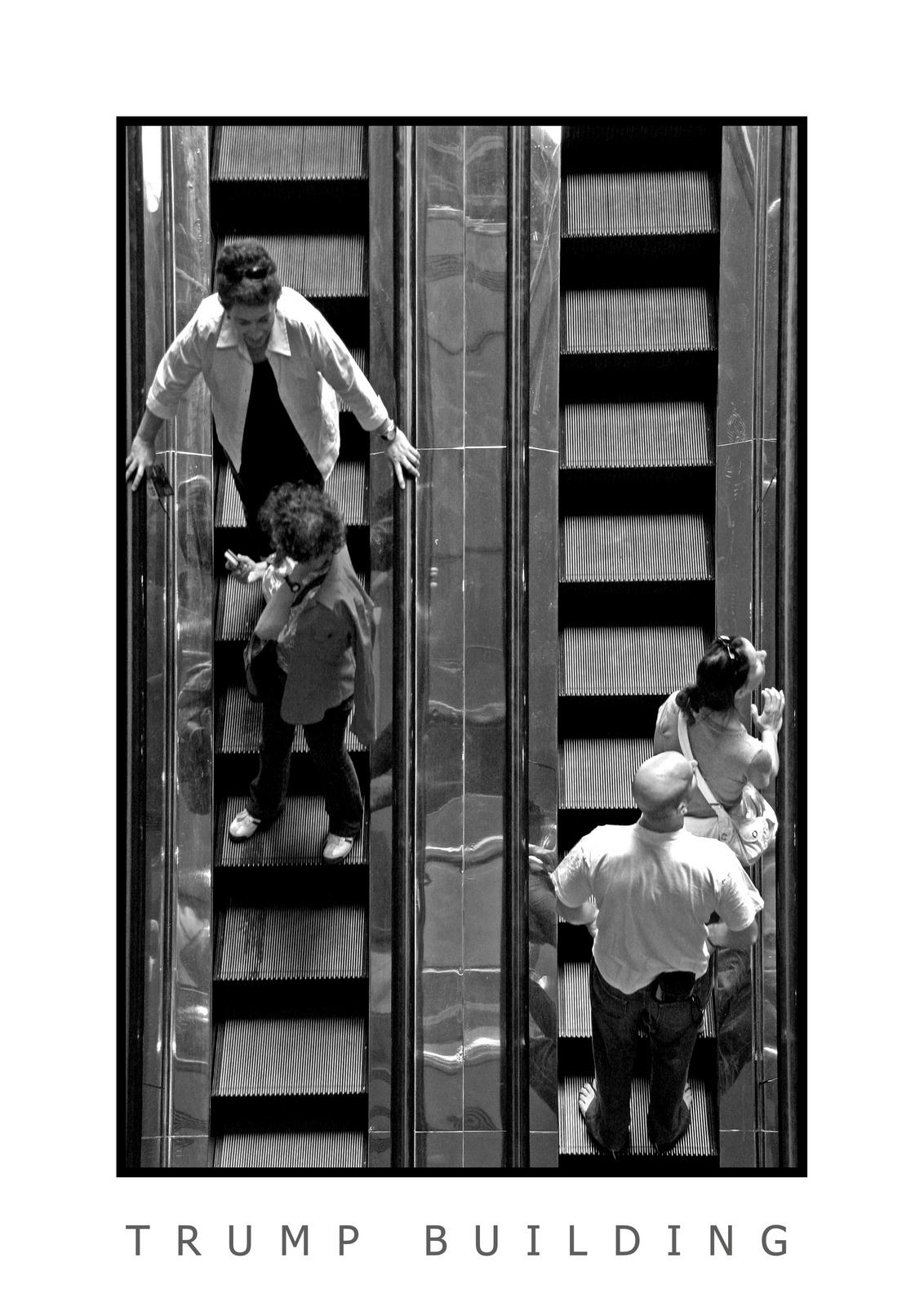 New York - - - foto door marcelverhagen op 16-05-2009 - deze foto bevat: tower, trump