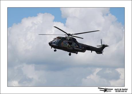 Luchtmachtdag 2009: Cougar