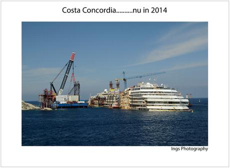 Italië 3 Costa Concordia