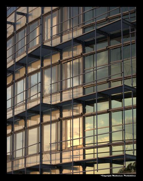 Glas in steigers II