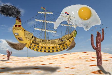 Bananen boot