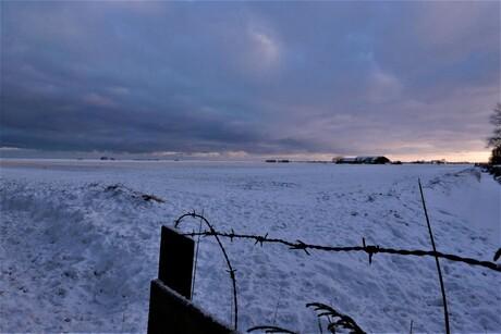 Sneeuwlandschap 1