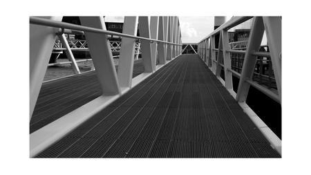 loopbrug - - - foto door Josette op 06-02-2009 - deze foto bevat: loopbrug