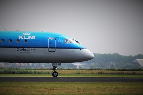 KLM piloot
