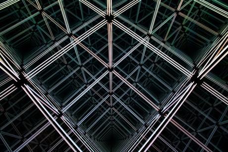 Eindhoven Glow Next - N-Light Membrane Cube