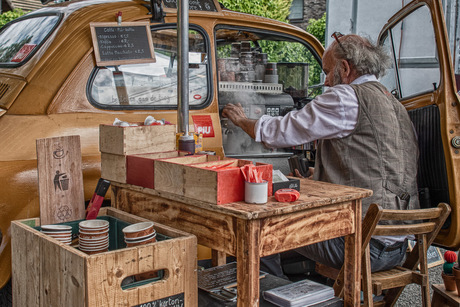mobile cafe