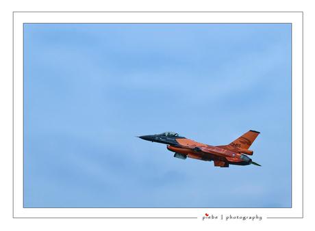 Nederlandse F16