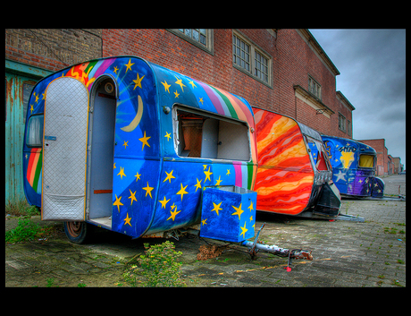 Les caravans