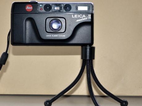 Analoge Leica uit vroegere tijden