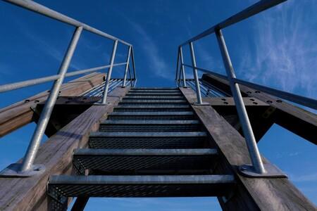 Stairs to heaven - - - foto door Liseth02 op 25-02-2021