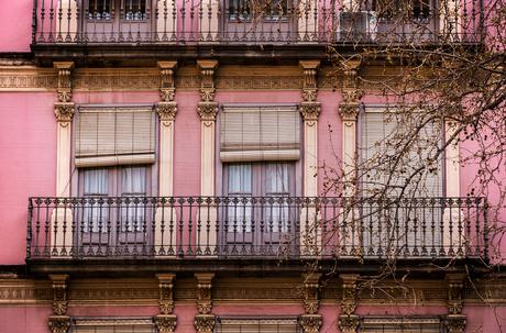 barcelona pink