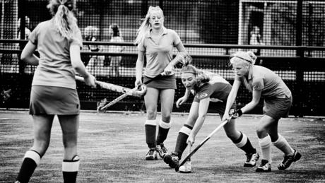 hockeymeisjes