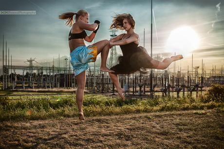 Kickboxer v Ballerina