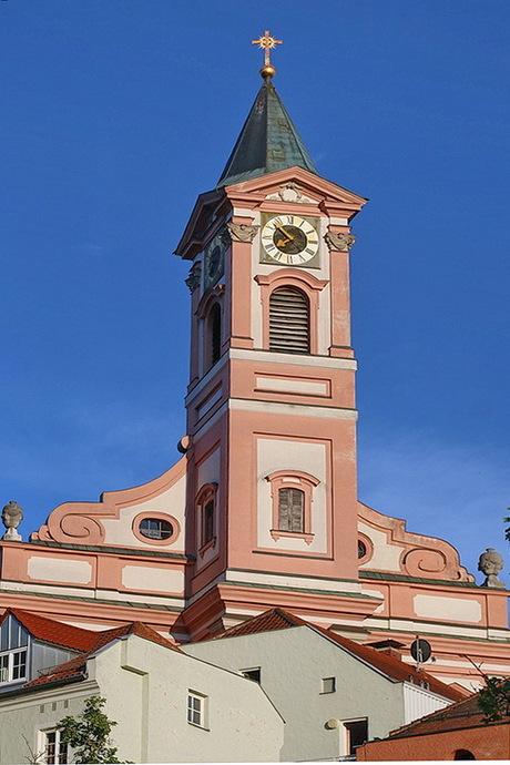 St Paul kerk Passau.