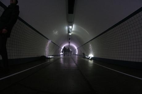 tunnel of light