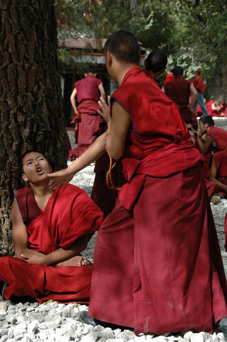 Debating Monks 2