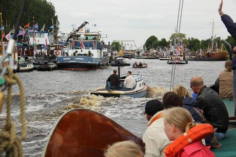Zwartsluis sleepbootdagen 2014
