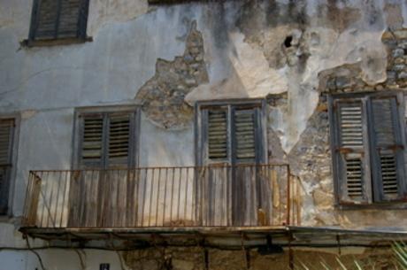 griekenland, mooi in vergane glorie