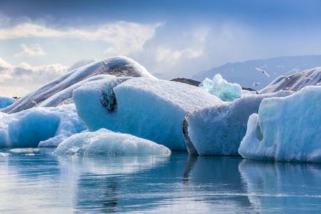 Jökulsárlón - Ijsland