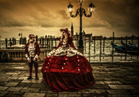 princes in Venetié