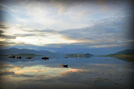 Claonaig, Kintyre, Schotland
