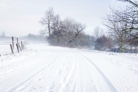 Winterse morgen