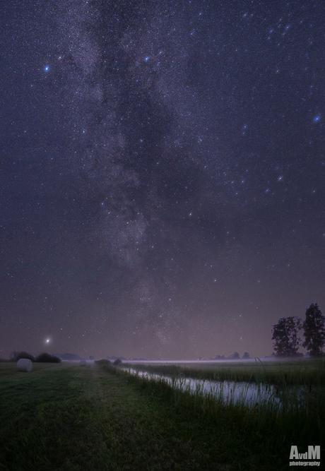 Nog even genieten van de nacht