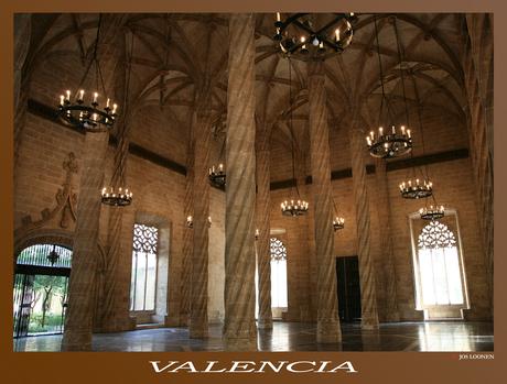 La Lonja in Valencia