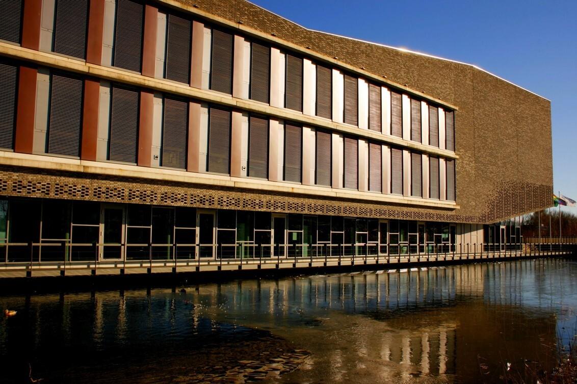 Gebouw - - - foto door Smeets op 13-02-2021 - deze foto bevat: architectuur