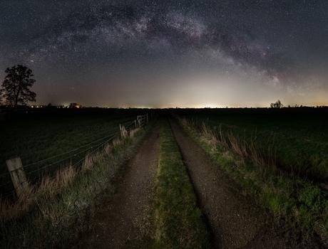 Melkweg panorama