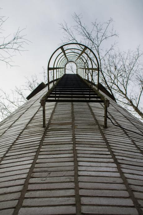 Trap naar boven.