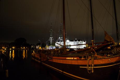 Amsterdam scheepvaart museum