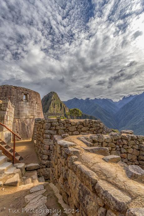 A Morning at Machu Picchu - part three (Peru)