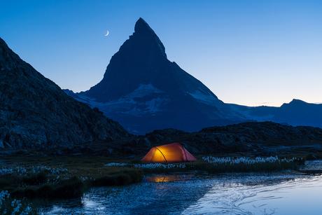 Matterhorn Night