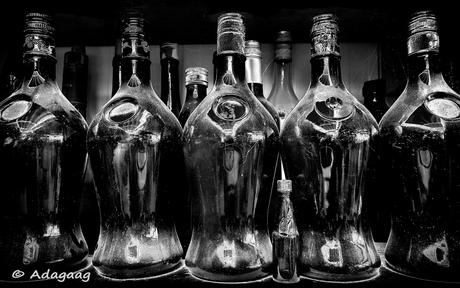 Lege flessen