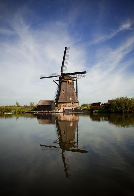 Kinderdijk: Molen