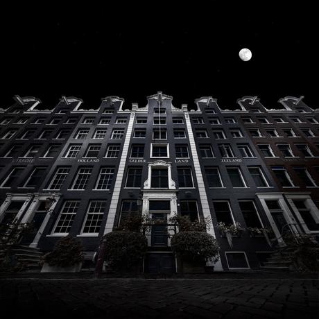 Downtown Amsterdam