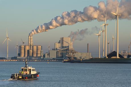 Industrie eemshaven