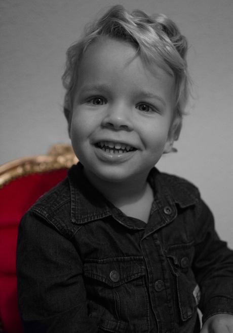 Smiling Mick