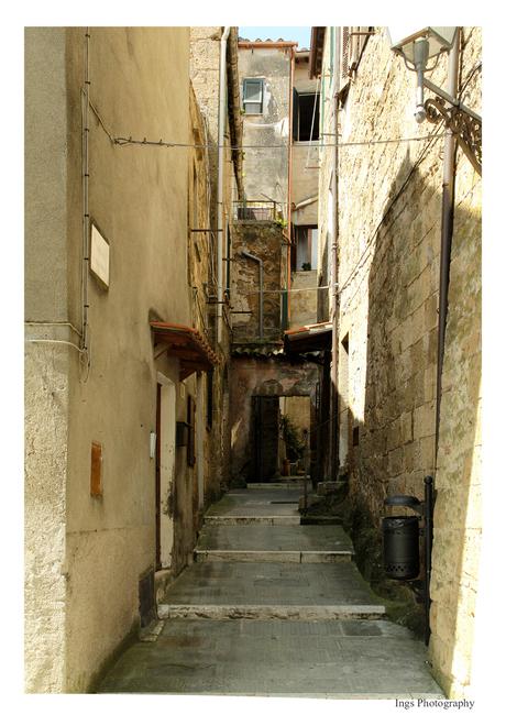 Italië 18 Toscane Pitigliano